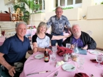 In early March 2020, Don Henry flew to Honolulu and held a mini-reunion with classmates Alan Freidinger and Bob Frost.